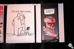 07 Auswahl Karikaturen von Halil Incesu